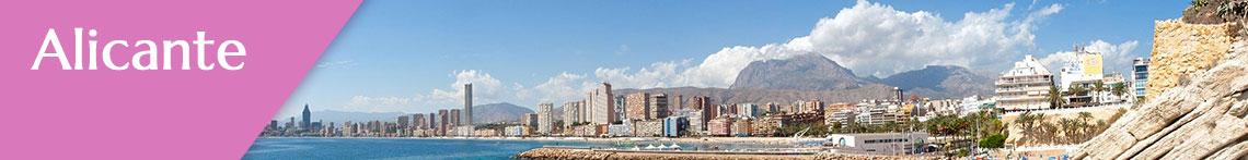 Tienda lencería en Alicante