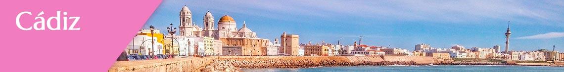 Tienda de lencería en Cádiz