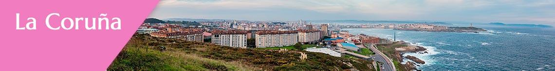 Tienda de lencería en La Coruña