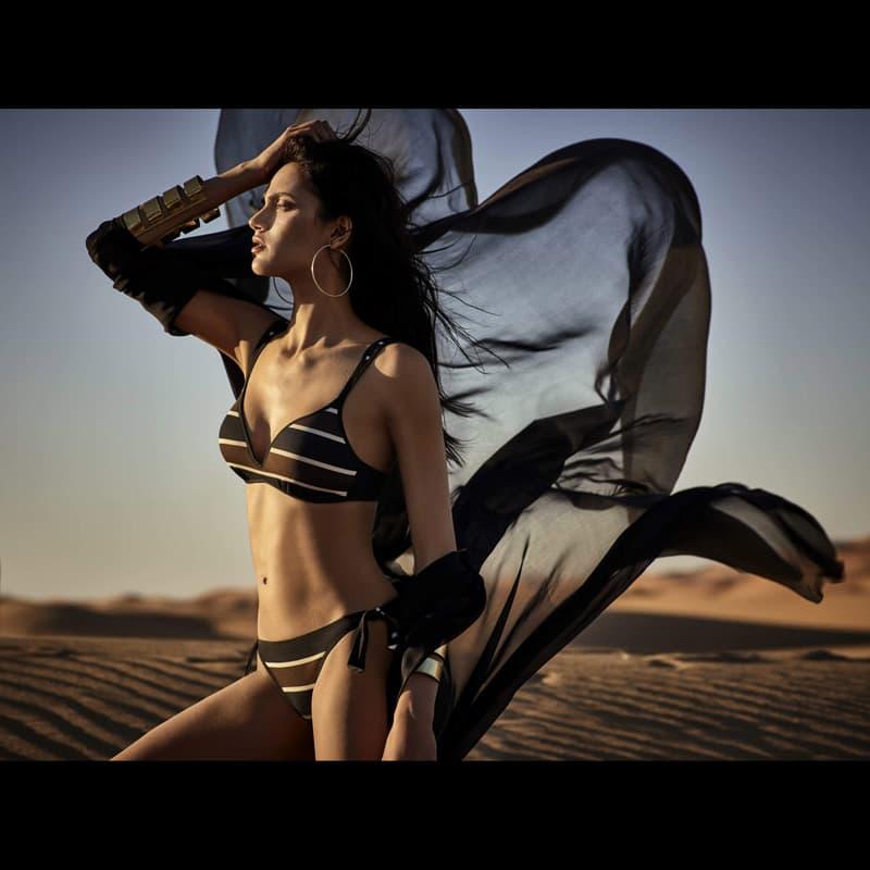 Sujetador bikini con relleno. Agata