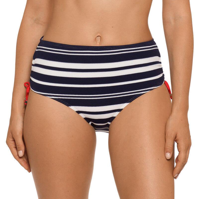 Braga bikini de talle alto. Pondicherry