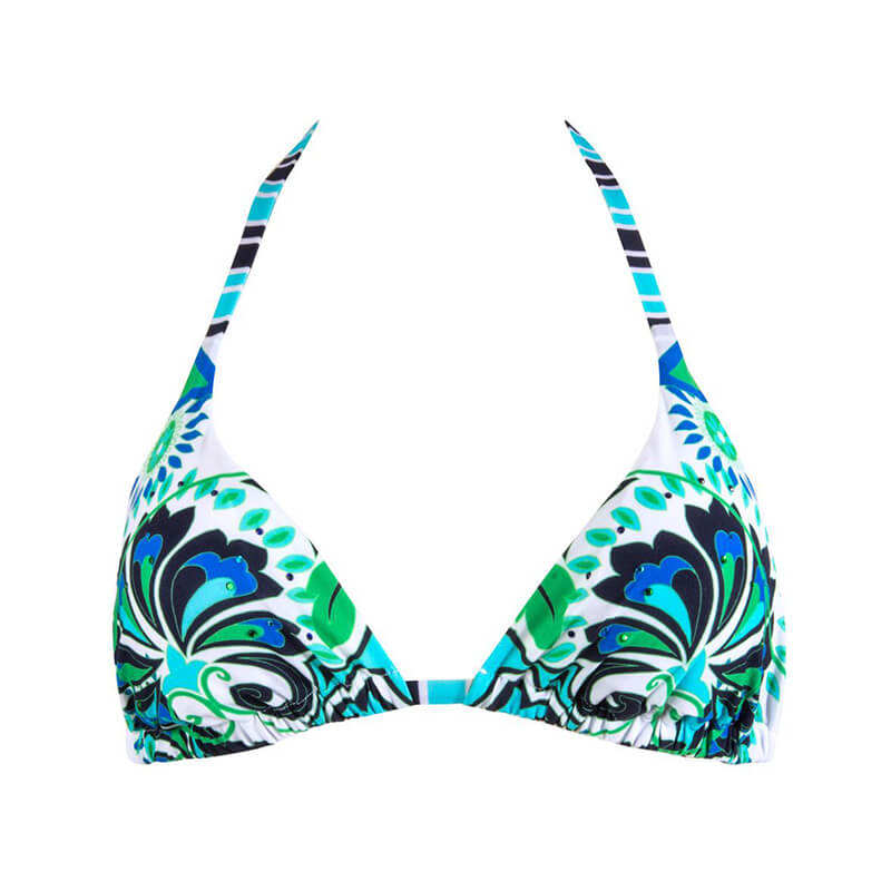 Sujetador Bikini triángulo. Sari Bijou