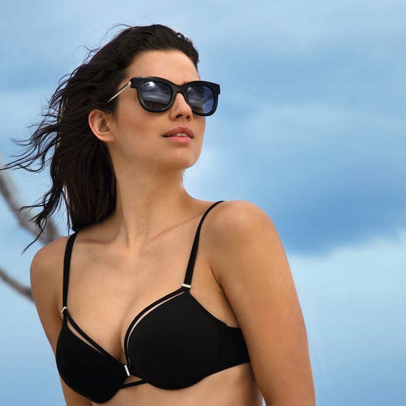 Sujetador bikini preformado. LiseCharmel. Diam Audace. ABA8537