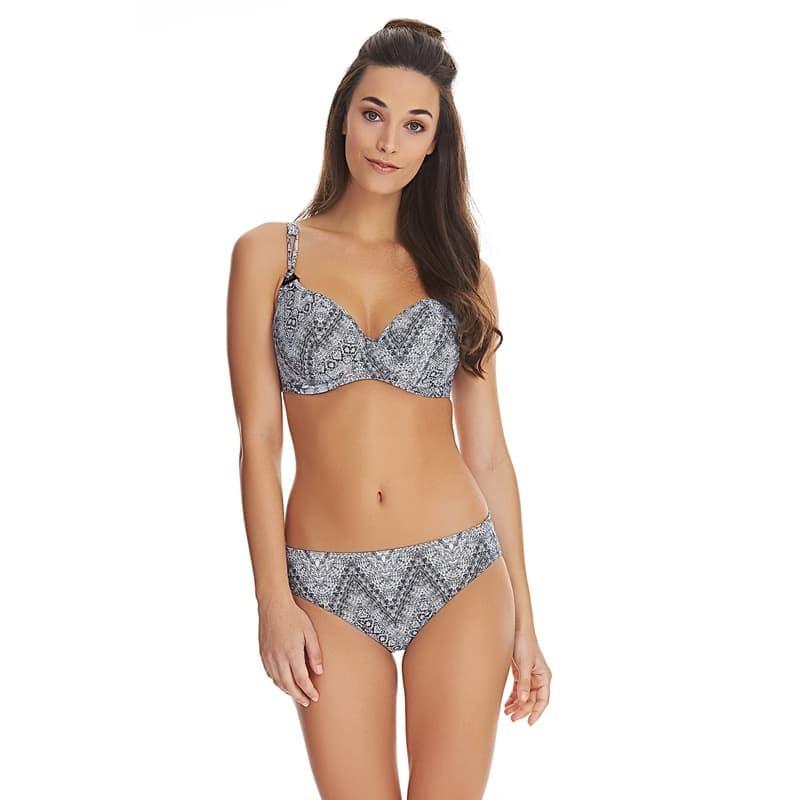 Sujetador bikini con aros. Viper