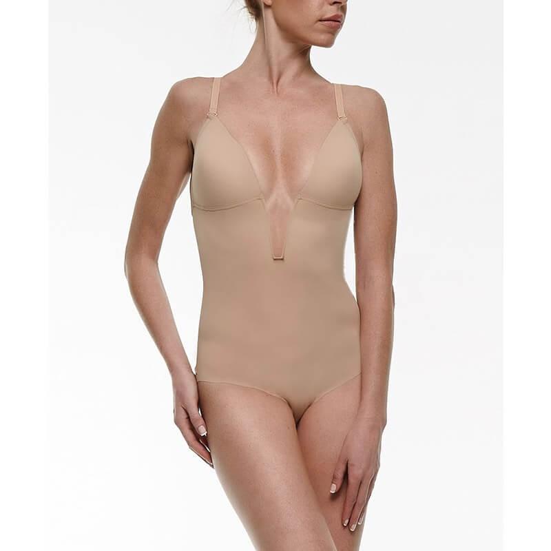 Body de copas triángulo. Ivette. Second skin. 36542
