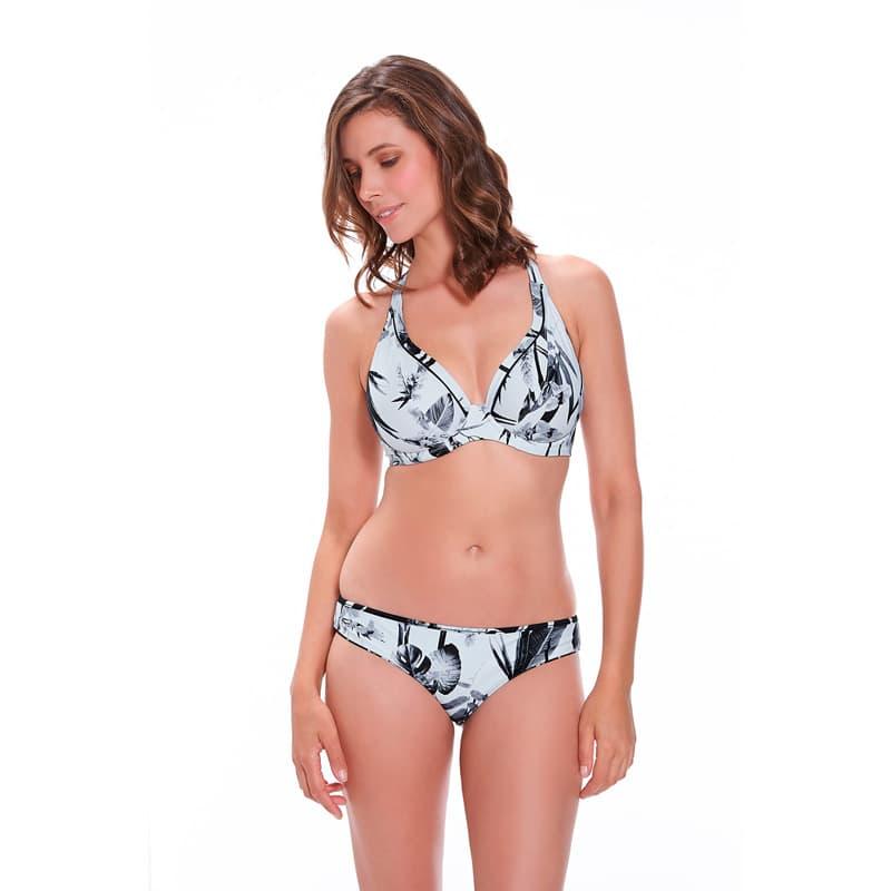 Braga bikini normal reversible. Cocoa