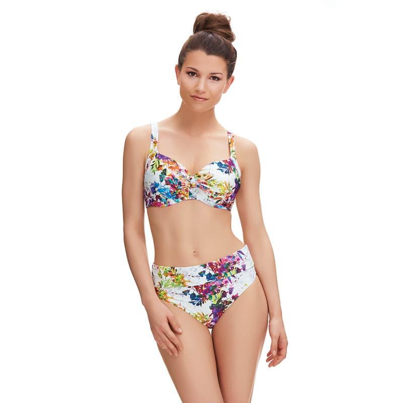 Sujetador bikini con aros sin relleno. Agra