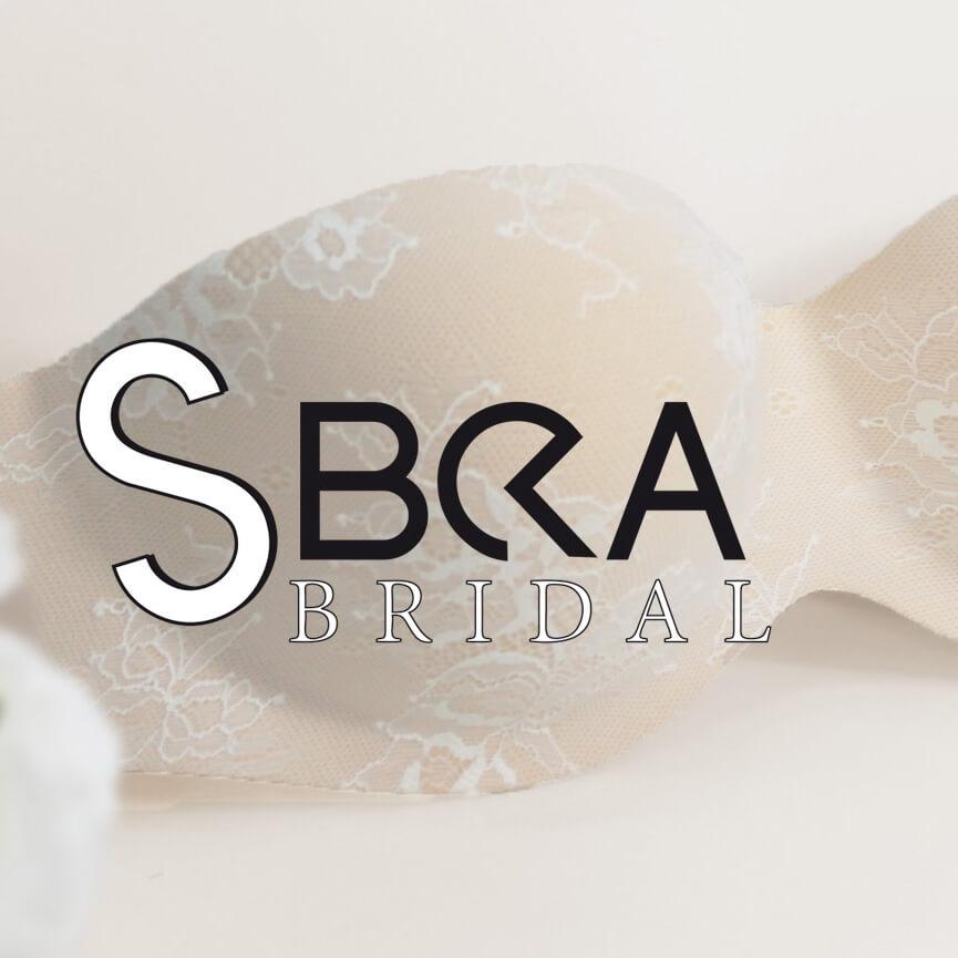 Sujetador sin espalda con silicona adhesiva, Novia. Sbra bridal Classic