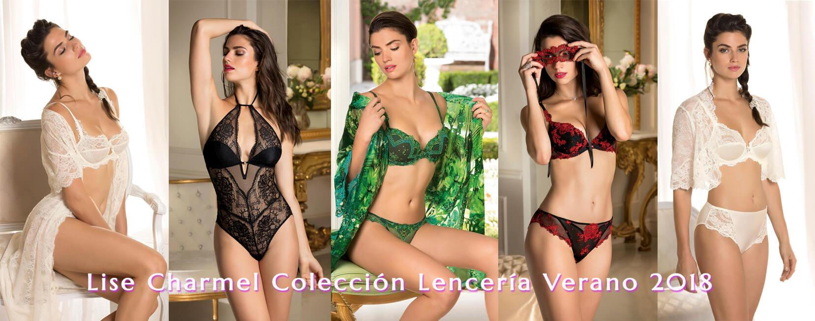 Lise Charmel Lenceria coleccion Verano 2018