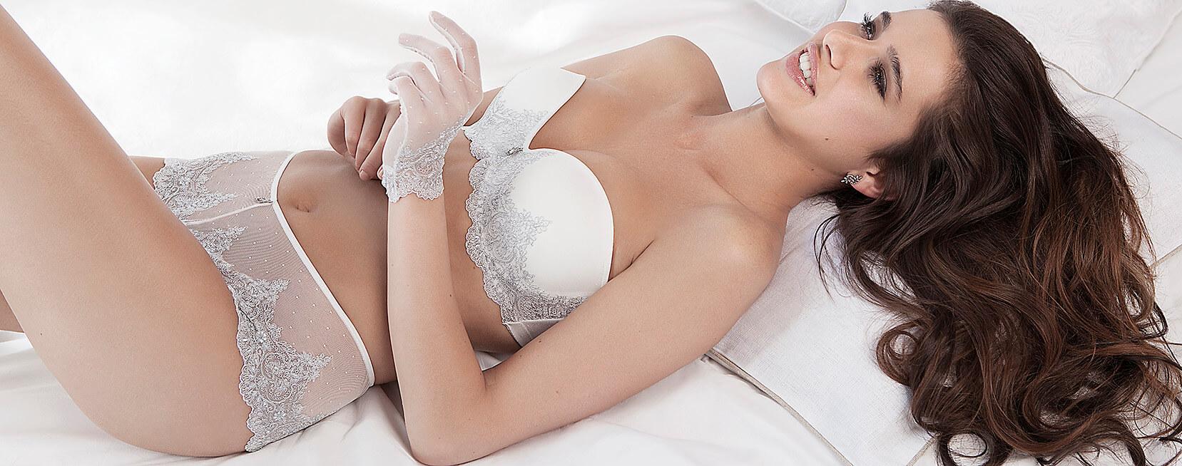 Lencería de novia Ivette